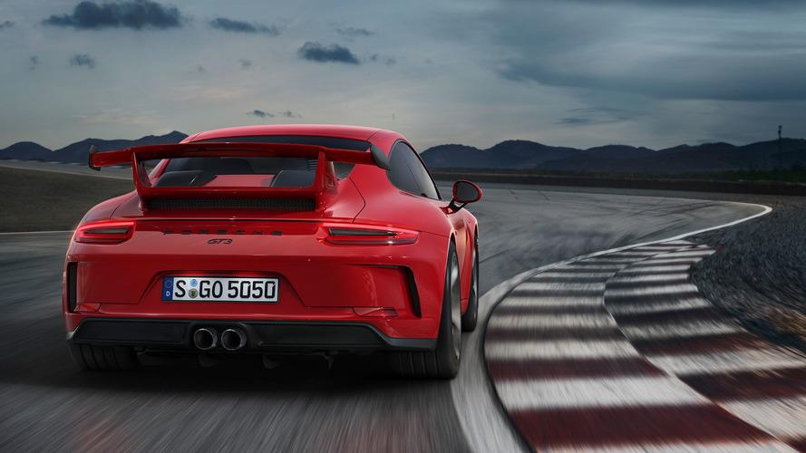 Porsche 911 GT3 2017, el deportivo que anima el salón de Ginebra