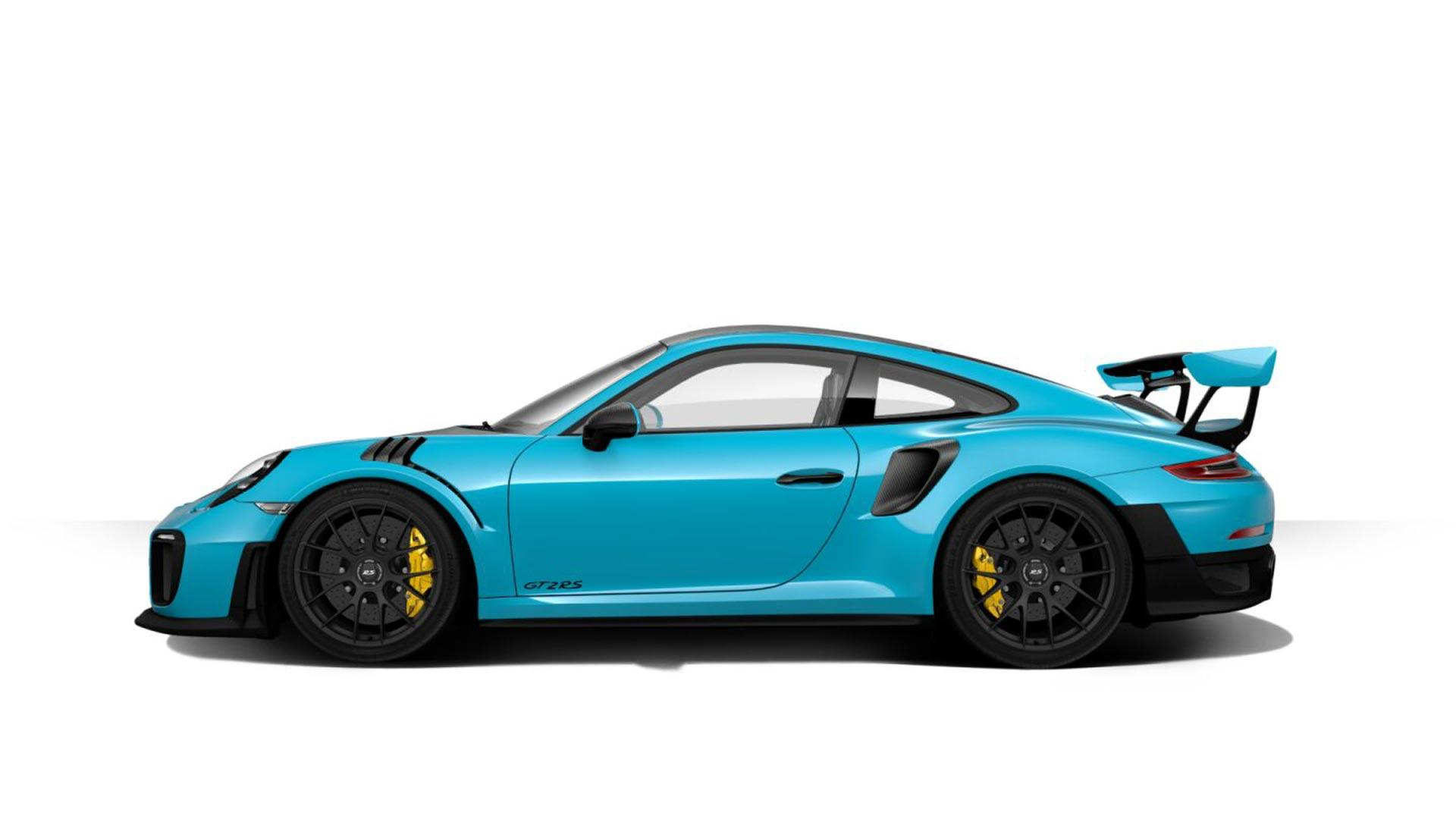 most expensive 2018 porsche 911 gt2 rs costs 359 670. Black Bedroom Furniture Sets. Home Design Ideas