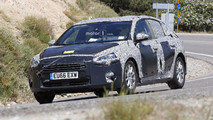 2019 Ford Focus spy photo