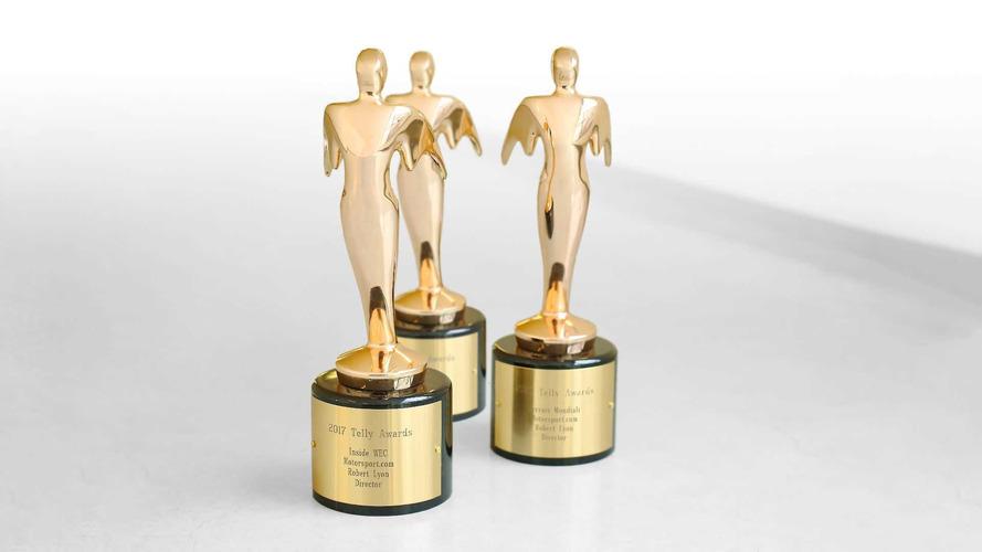 Motorsport.com gana tres premios por su producción en video
