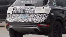 Lincoln MKC Spy Shots