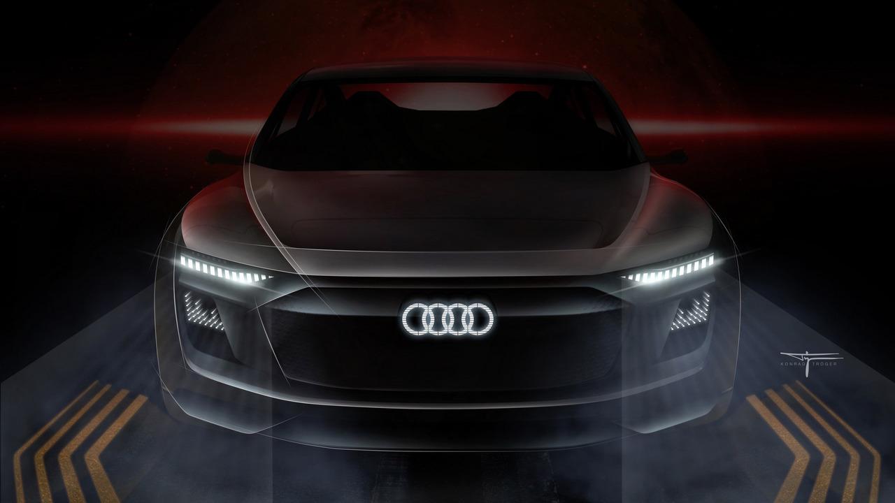 Image Result For Audi A Sportback E Tron Battery