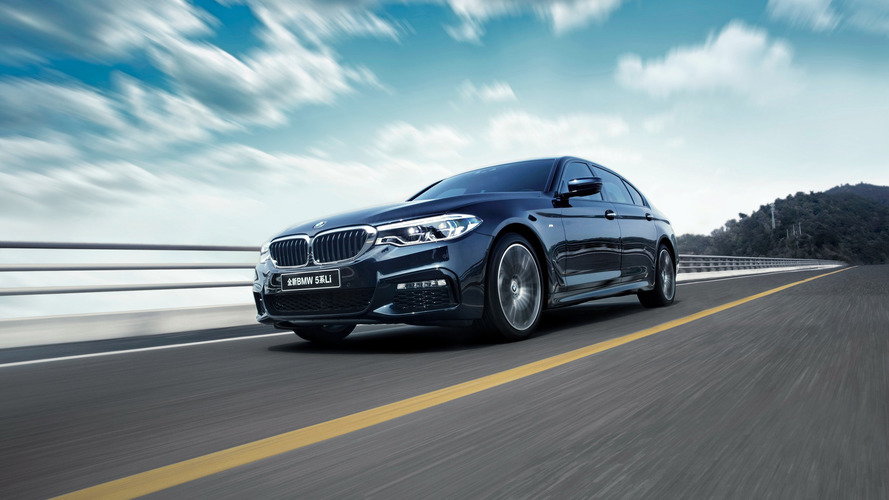 BMW Série 5 Long Wheelbase