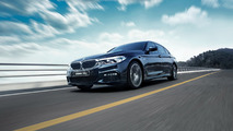 BMW 5 Series Long Wheelbase