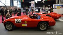 2017 - L'exposition Ferrari à Rétromobile