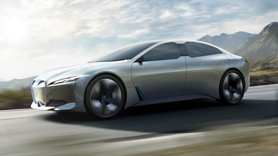 Los coches eléctricos de BMW que llegarán en los próximos años
