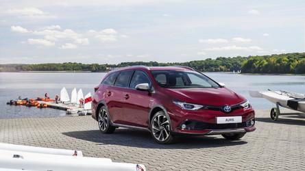 Toyota Auris Touring Sports Freestyle - Une version au look baroudeur