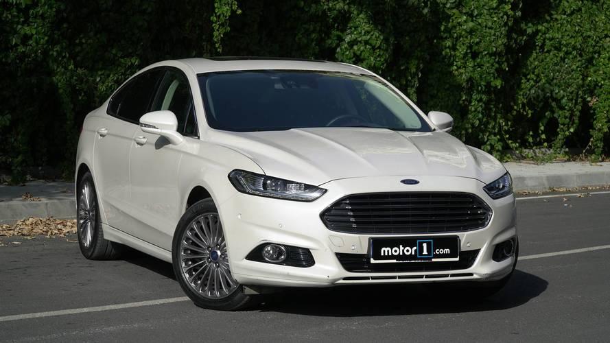 2016 Ford Mondeo 2.0L TDCi Titanium  Neden Almalı?
