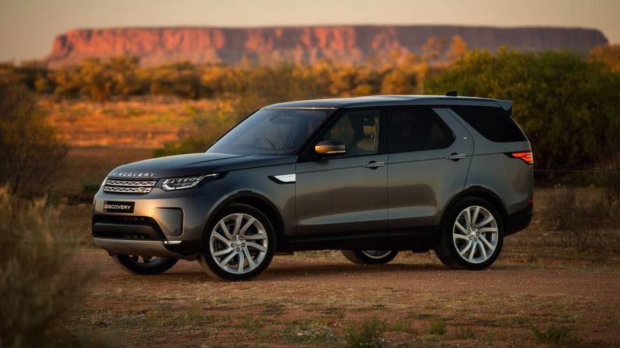 Jaguar Land Rover to move Discovery production out of UK