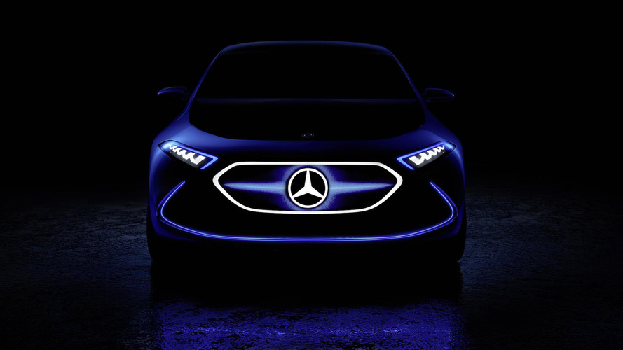 Mercedes-Benz Set To Debut New EQ A Electric Small Car