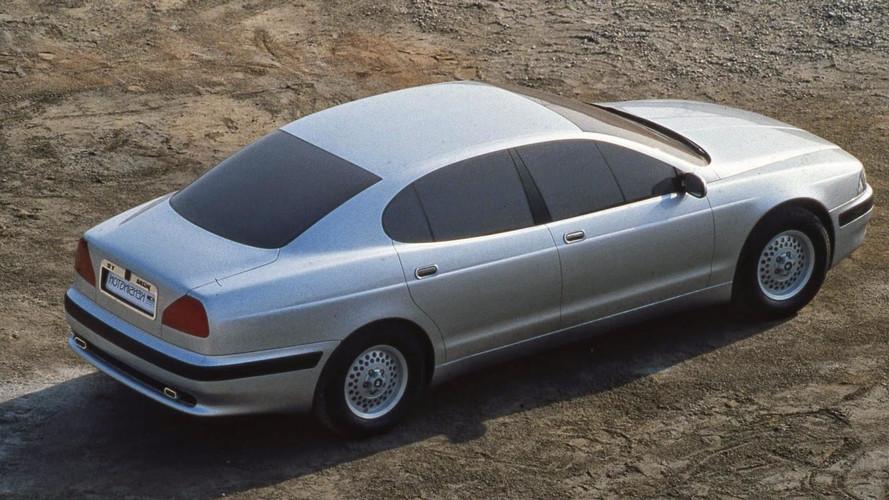 Unuttuğumuz Konseptler: 1990 Jaguar Kensington