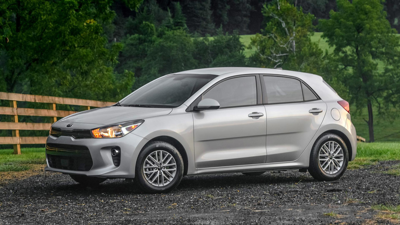 2018 Kia Rio First Drive Little Car Big Improvements