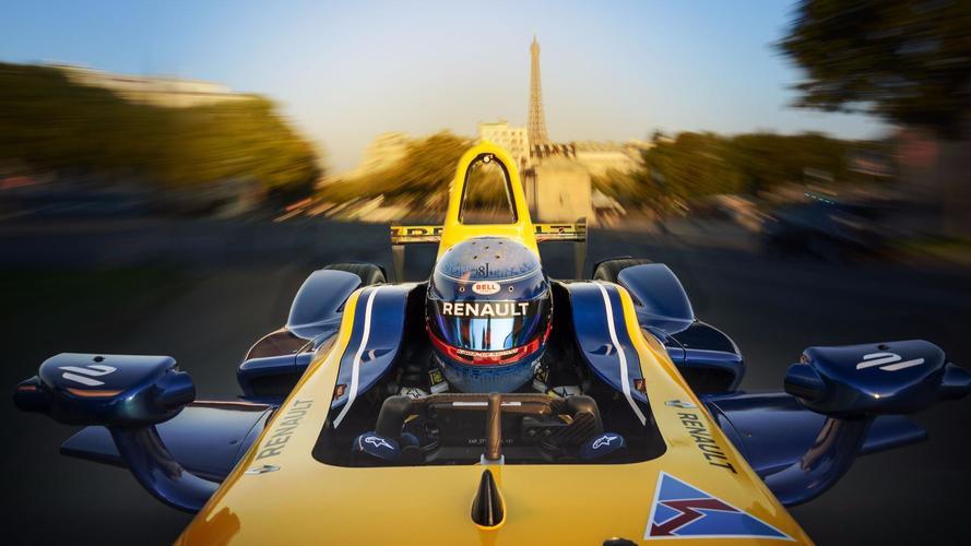 Formule E à Paris