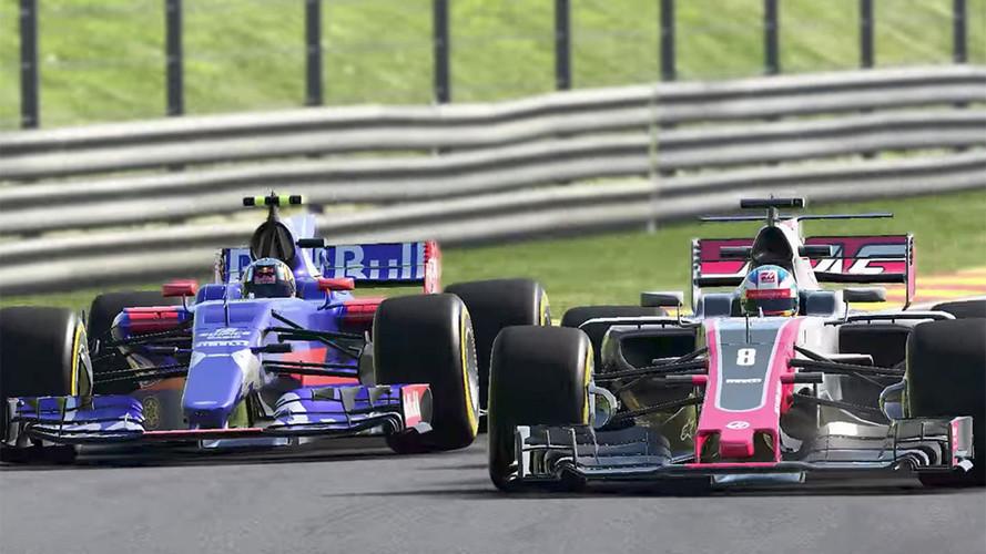 Vídeo: F1 2017, un videojuego con diferentes formatos de carrera