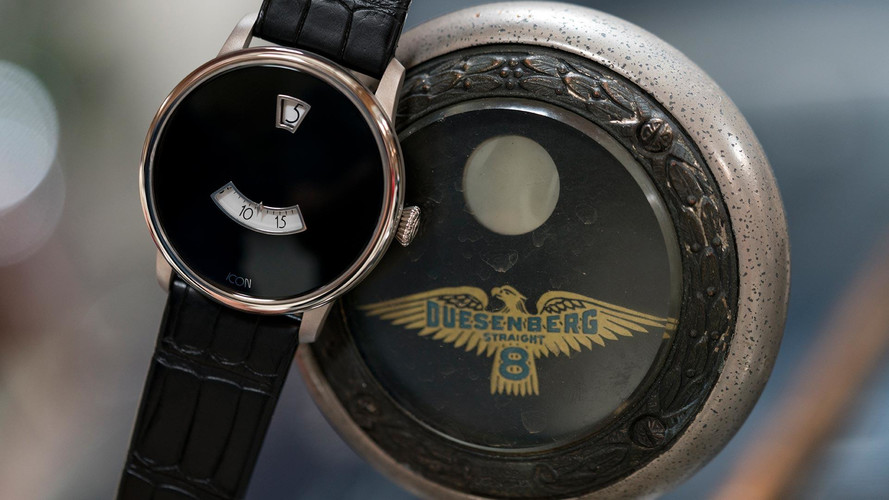 See Icon's Beautiful, Handcrafted Watch, It's a Duesey