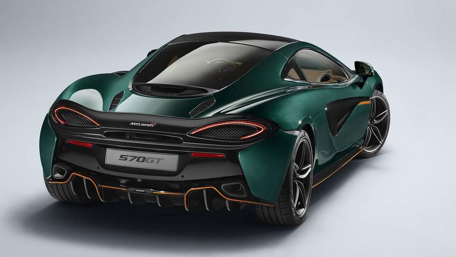 McLaren, 6 adet özel boyalı 570GT MSO ile karşımızda