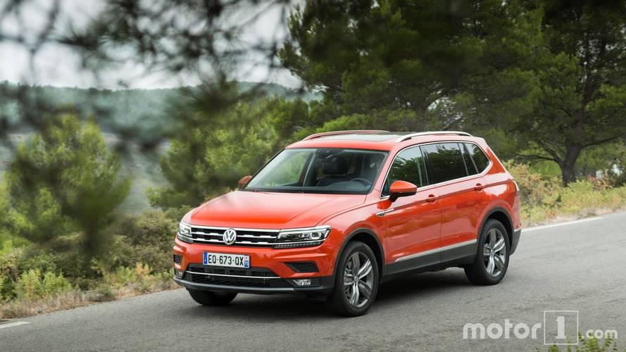 Primera prueba Volkswagen Tiguan Allspace 2018: con siete plazas