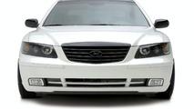 Hyundai VIP Luxury Tuner Azera by Street Concepts