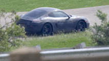 2013 next-generation Porsche Cayman spied 13.05.2011