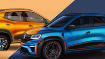 Renault KWID RACER and CLIMBER concepts