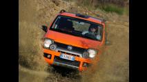 Fiat Panda Cross, piccolo fenomeno