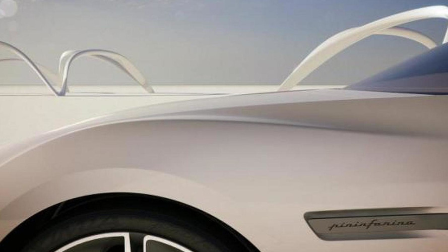 Pininfarina Cambiano Concept - teaser no. 2 released
