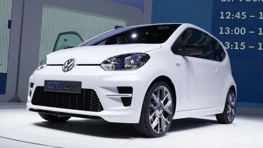 Volkswagen Up! GT reportedly approved for production