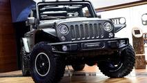 Jeep Wrangler Unlimited Rubicon Stealth concept