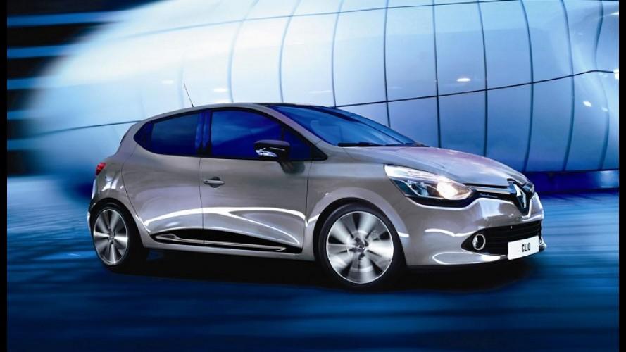 Longe do Brasil, Renault Clio IV ganha série especial Graphite na Europa