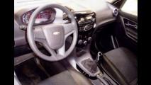 Flagra: veja o interior do novo Chevrolet Niva, o