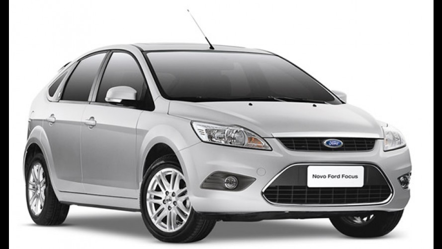 Ford anuncia Recall do Novo Focus 1.6 Sigma Flex