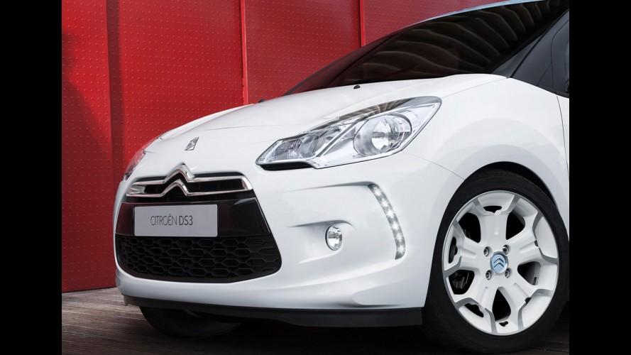 Citroën DS3 desembarca oficialmente no Brasil no primeiro semestre de 2012
