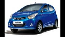 Hyundai Eon é lançado no Chile - Carrinho urbano terá motor 0.8 de três cilindros