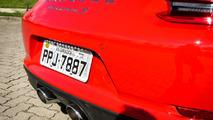 Porsche 911 Carrera S Teste BR