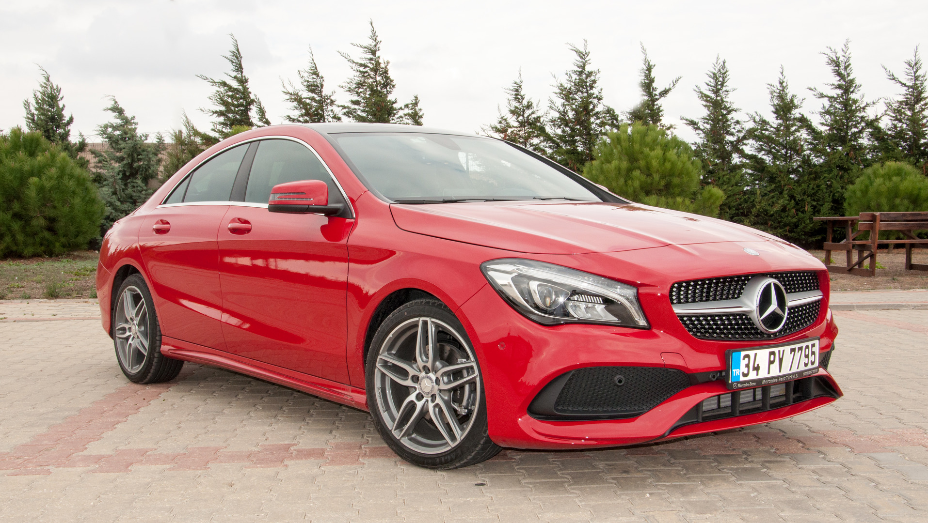 Nceleme 2016 mercedes benz cla200 for Mercedes benz sanford fl