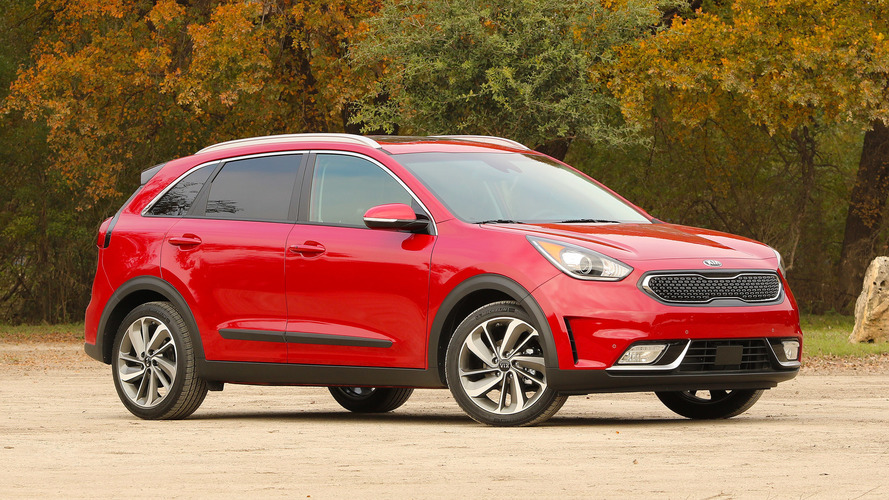 2017 Kia Niro First Drive: Not all hybrids must bore