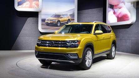 SUV gigante, Atlas é o que a família americana quer, diz a VW
