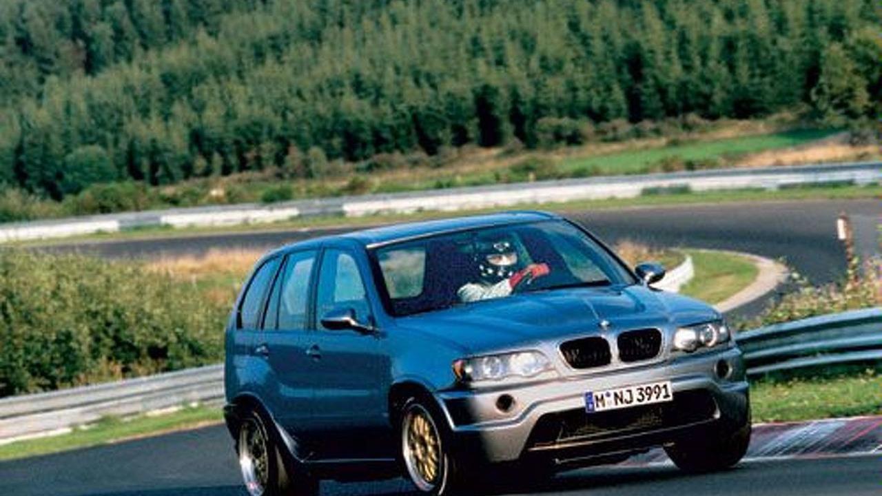 BMW X5 Driving School