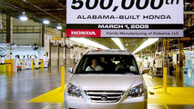 Alabama built Honda Odyssey