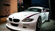 BMW Z4 M Coupé as Motor Racing Kit