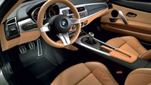 BMW Z4 Coupe Interior