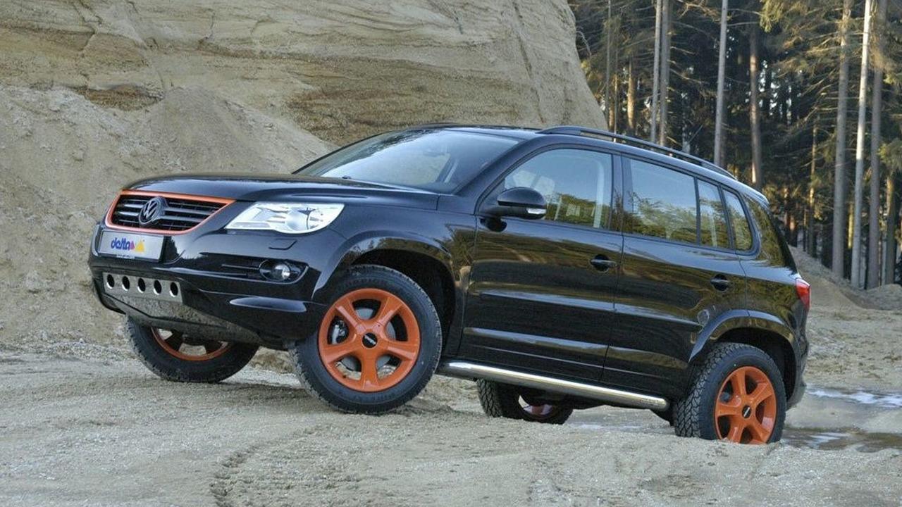 VW Tiguan by Delta 4x4