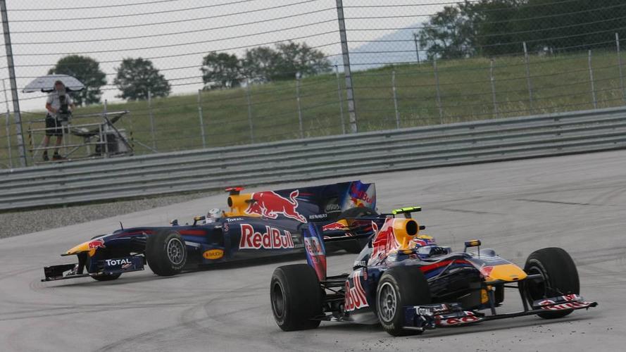 Marko no longer blames Webber for crash - Horner