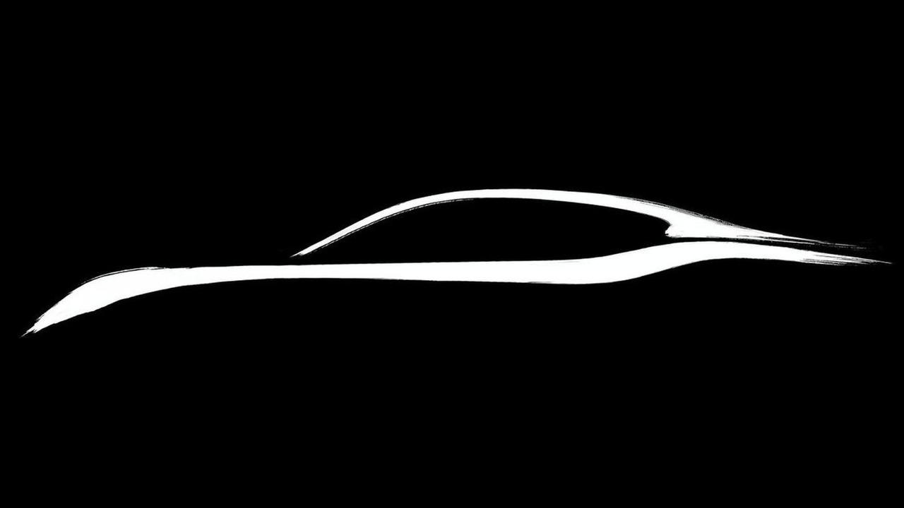 Infiniti M performance luxury sedan teaser
