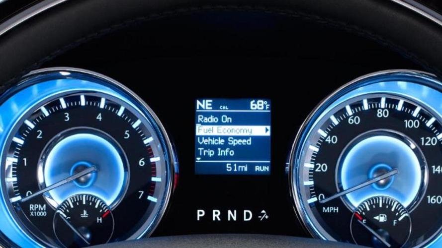 Chrysler teases the new 300