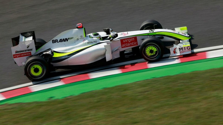 Button could leave Brawn over pay dispute