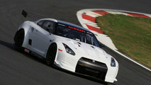 2010 Nissan GT-R FIA GT1 race car