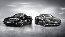 Mercedes-Benz SL Night Edition and SLK Grand Edition