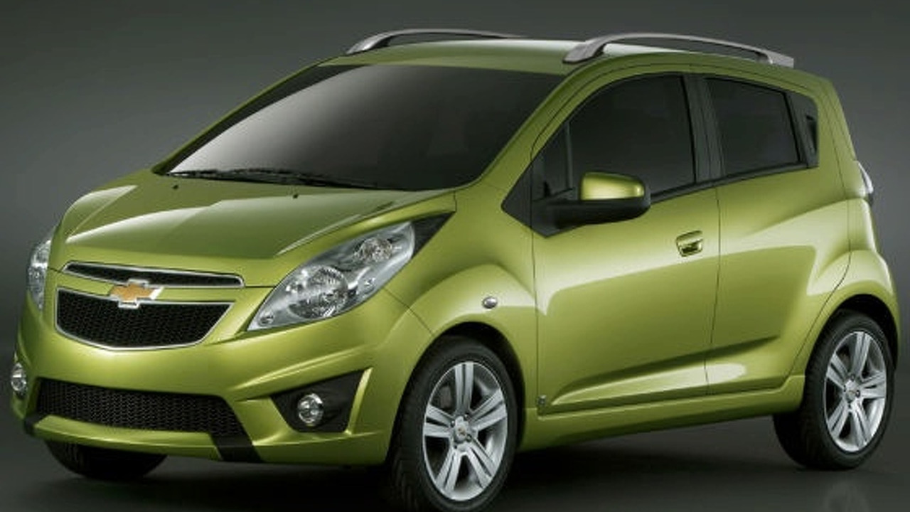 2010 Chevy Spark Beat image leak - low res