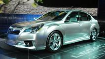 Subaru Legacy Concept at 2009 NAIAS